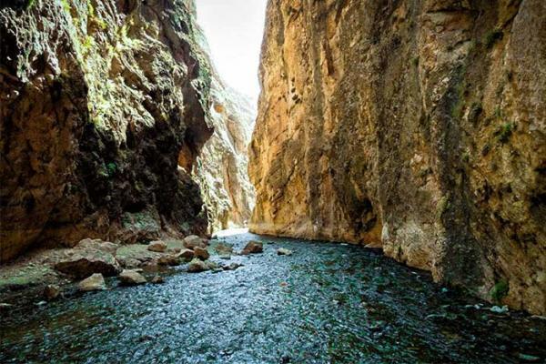 تنگه واشی، سفر به اعماق رشته کوه البرز