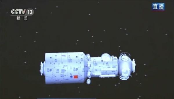 فضاپیمای باری چین به مدار زمین پرتاب شد
