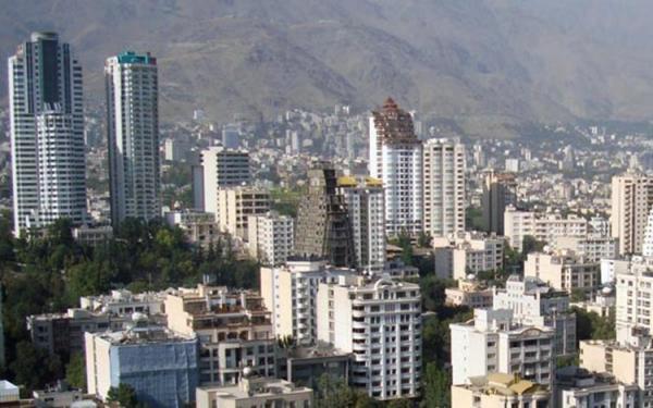 قیمت مسکن در جنوب و مرکز تهران