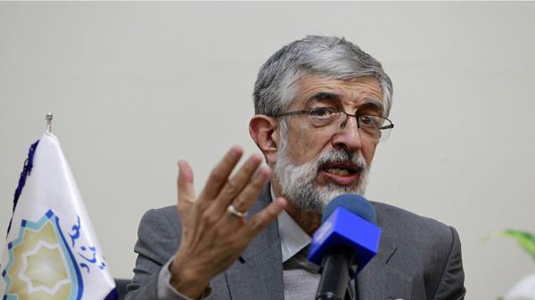 حداد عادل:وارد مصادیق برای انتخاب شهردار نمی شوم