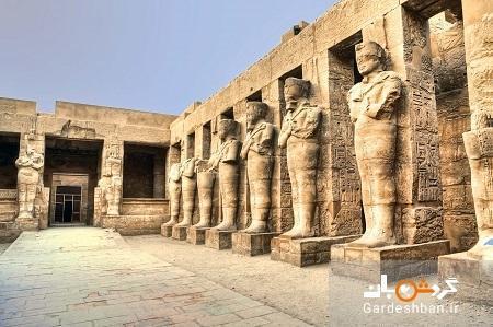 کارناک؛بزرگترین عبادتگاه دنیا در مصر