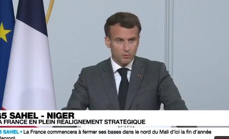 فرانسه تا سرانجام 2021 پایگاه های نظامی خود را در اقتصادی تعطیل می نماید