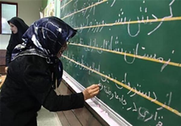 مقدار باسوادی در آذربایجان شرقی پایین تر از میانگین کشوری است