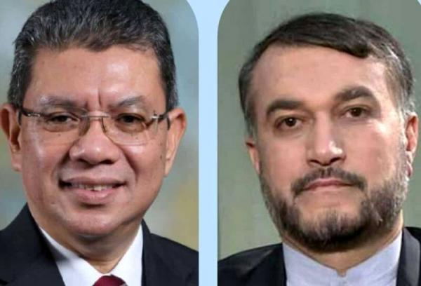تور ارزان مالزی: تبریک وزیر امور خارجه مالزی به امیرعبداللهیان