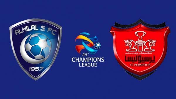 دردسر مشترک پرسپولیس و الهلال، بازی های عظیم مرحله یک چهارم نهایی لیگ قهرمانان آسیا 4 روز بعد از بازی ملی