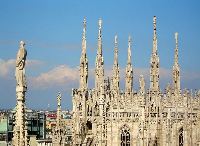 معرفی کلیسا دوئومو (Duomo di Milano) میلان ایتالیا