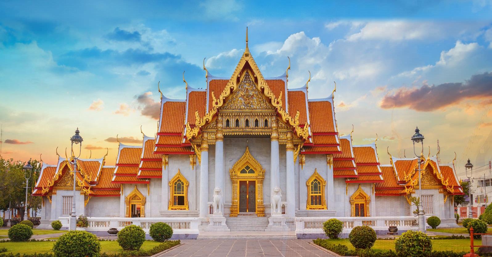 معابد بانکوک